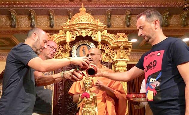 viaje india spiritual experience