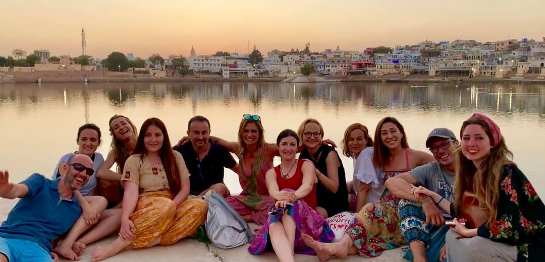 viaje retiro india spiritual experience