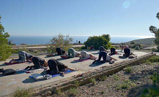 yoga restaurativo terapéutico online