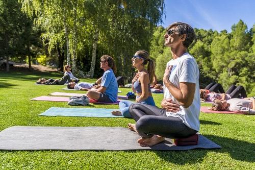 yoga mindfulness online empresas