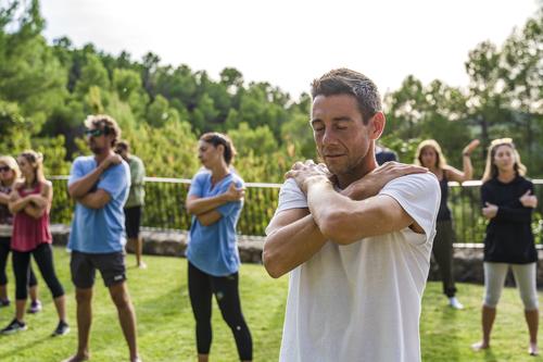 retiro yoga y meditación alicante
